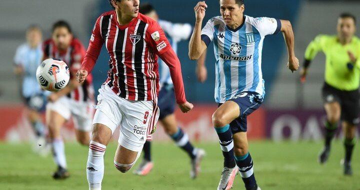 Racing recibe a San Pablo en la revancha de la Copa Libertadores