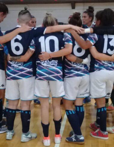 Futsal Femenino: Con fixture