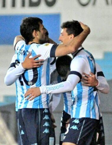 Aníbal Moreno, el mejor en el triunfo contra Newell's