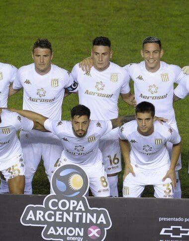 Racing y un objetivo: La Copa Argentina
